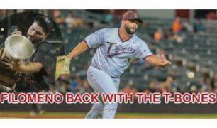 Lefty Joe Filomeno Returns to Kansas City
