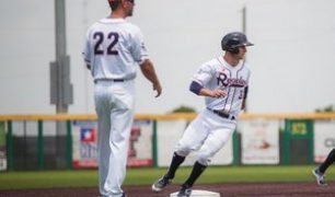 Rotola, Railroaders Rally in 9th to Down Saltdogs, 7-5