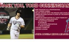 T-Bones Todd Cunningham Opts to Retire