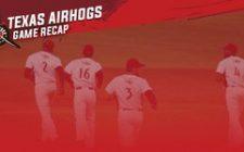 Stewart Ijames Homer Completes AirHogs Comeback