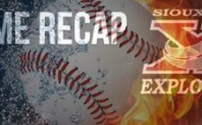 Sioux City Explorers Clip RedHawks, 8-7