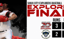 Sermo Homer Erases Deficit, Gives Explorers Win, 3-2