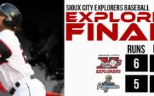 Drew Stankiewicz Single Wins It for Explorers in 10