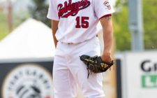 Goldeyes Fall to RailCats, 8-3
