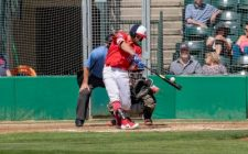 Cooney's Strong Start Helps Lead Goldeyes to Victory, 5-4