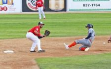 Railroaders Pitching Shuts Down Goldeyes in Sweep