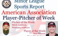 Nate Samson, Mitch Lambson Honored in Week 5