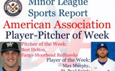 Max Murphy, Bret Helton Honored in Week 6