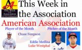 Player-Pitcher of Month - May