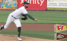 RailCats Can't Reel in Goldeyes, 5-3