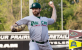 Lubking Struggles, RailCats Swept in Sioux Falls