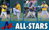 Canaries Add Four to American Association All-Star Team