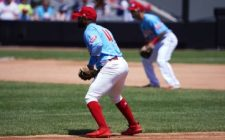 Dogs Split Double-Header with AirHogs