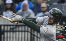 Willis, RailCats Double Up Airhogs, 10-5