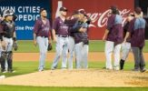 T-Bones Hang on for 5-3 Victory, Calfapietra Wins No. 1000