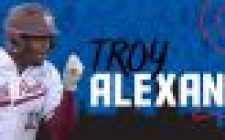 Saints Ink Troy Alexander to First Contract