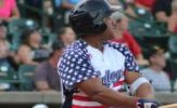 Smith Homers Help Dogs End Skid, 15-4