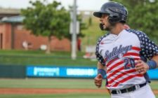 Moore, Martinez Drive in Three Each, Saltdogs Win 9-5