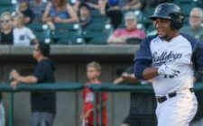 Historic Night Propels Saltdogs to Victory, 9-2