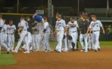 O'Malley Walk-Off Single Makes T-Bones Winners in 11