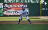 Canaries Struggle Early in Cleburne, Lose 5-2