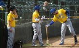 Canaries Crushed by Railroaders Late Onslaught, 16-6