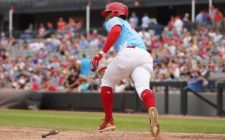 Late Homer Downs Dogs, 4-3