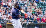 Goldeyes Sunk in Gary, 10-2; Abercrombie with Three Hits