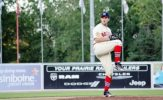 McGovern Blanks RailCats, Goldeyes Win, 2-0