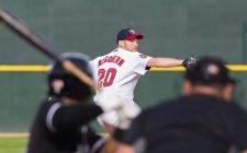 McGovern Dominates to Help Goldeyes Gain Split