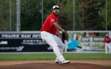 Lambson Outing Spoiled by Wright, Goldeyes Fall, 2-0