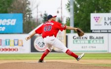 Lambson Silences Saints, Goldeyes Win 8-0