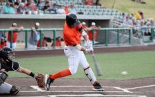 Railroaders Fall in 12 to Saltdogs, 9-8
