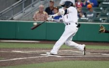 Robertson Leads Railroaders over Former Mates, 9-6