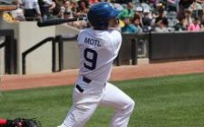 Motl, Saints Jump Out to Early Lead, Down Dogs, 7-4