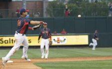 Saltdogs Bats Whither Under Texas Heat, 3-1