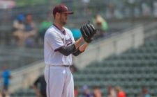 Collier, T-Bones Wins Pitchers' Duel, 2-1