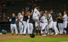 Carrizales Walk-Off Homer Gives T-Bones Victory in 11, 7-4