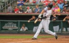 Baker Hurls T-Bones Past AirHogs, 7-2