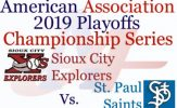 American Association Championship Preview: Explorers vs. Saints