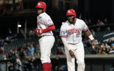 Roache, Barnum Named to American Association All-Star Team