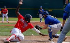 Goldeyes Downed Despite Lambson Record, 4-3