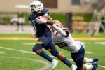 Eddie Reaches Historic Mark in Loss to Pioneers, 55-28