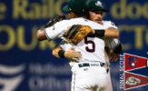 RailCats Sweep Saltdogs to End Season, 3-0