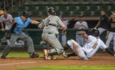 Gillaspie Walk-Off Hit Gives T-Bones Division Title, 6-5