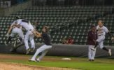 Ijames Moves T-Bones into First Place with Walk-Off Hit in 10, 3-2