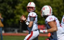 Record Setting Day for Erdmann, Johnnies Win 56-10