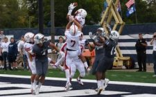 Johnnies Defense Stiffens, St. John's Win, 14-7
