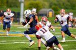Defense Shuts Down Falcons, Muskies Roll, 44-0