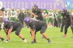 Yockey 4 TDs Leads Warriors to Conference Opening Victory, 27-13